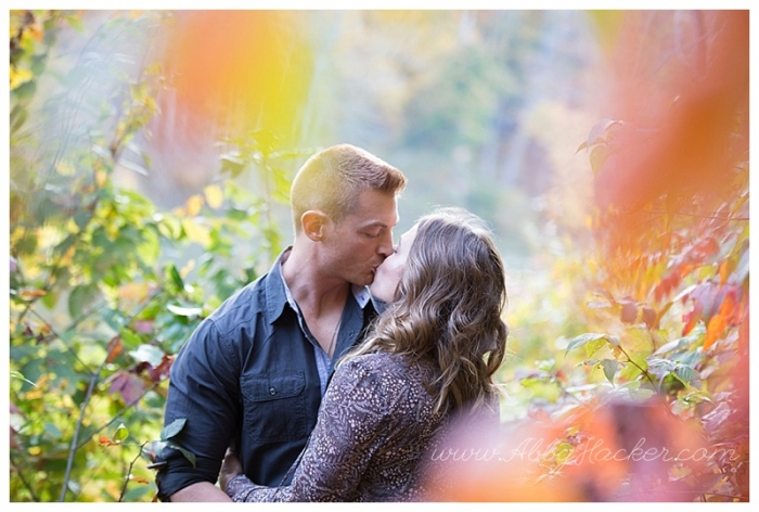 Brown County Fall Engagement