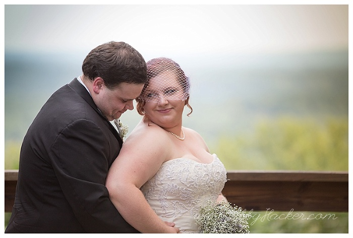 Brown County Amphitheater Wedding Ceremony